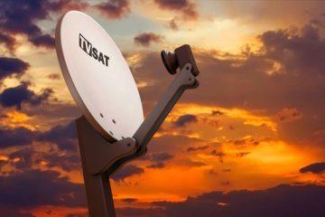 Instalacja telewizji cyfrowej - antena satelitara