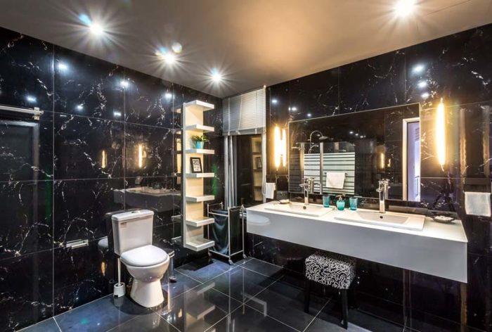 Oświetlenie w łazience